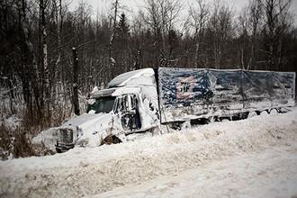 Трасса М-10 обречена на транспортный коллапс