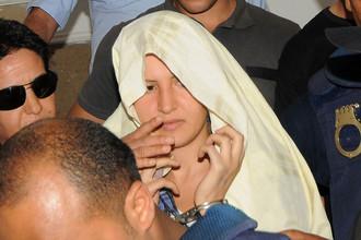 Суд Туниса приговорил трех активисток Femen к четырем месяцем и одному дню тюремного заключения