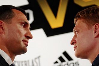Ответы на все вопросы даст сам бой между Александром Поветкиным и Владимиром Кличко 5 октября