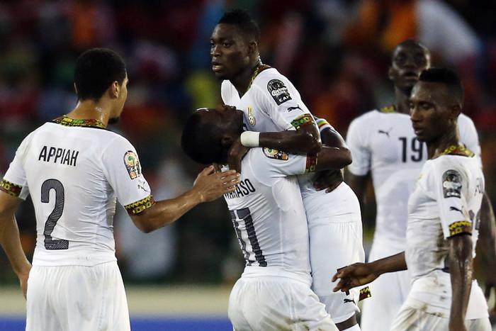 Беспорядки на трибунах не помешали Гане обыграть Экваториальную Гвинею и стать финалистом Кубка...