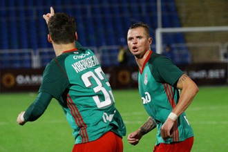 «Локомотив» встречается с чешским «Фаставом» в Лиге Европы