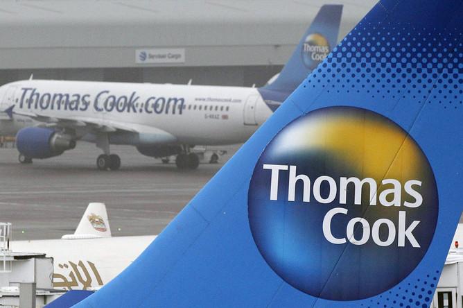 Акции Thomas Cook упали на 77%