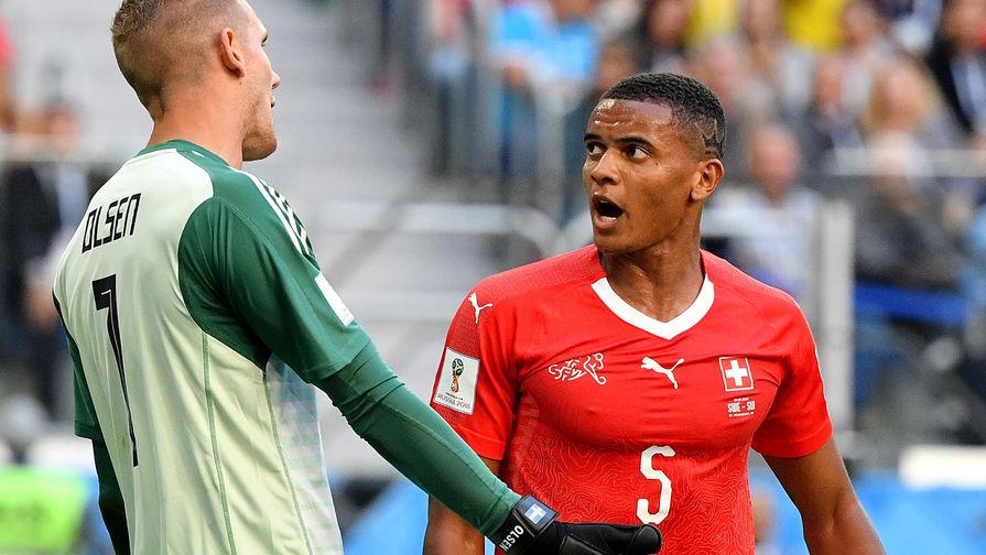 Сборная Швейцарии в результативном матче обыграла Турцию на Евро-2020