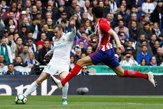После ухода Криштиану Роналду Гарет Бэйл (слева) стал главной звездой «Реала»