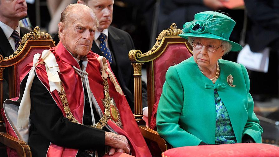 Елизавета II прожила брак в ссорах, сообщили СМИ