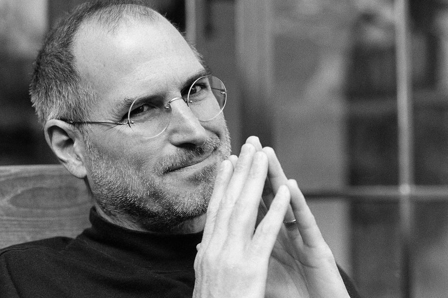 Стив Джобс (24февраля 1955 — 5октября 2011)