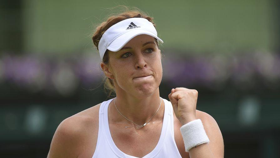 Павлюченкова сразится с Каролиной Плишковой на Australian Open