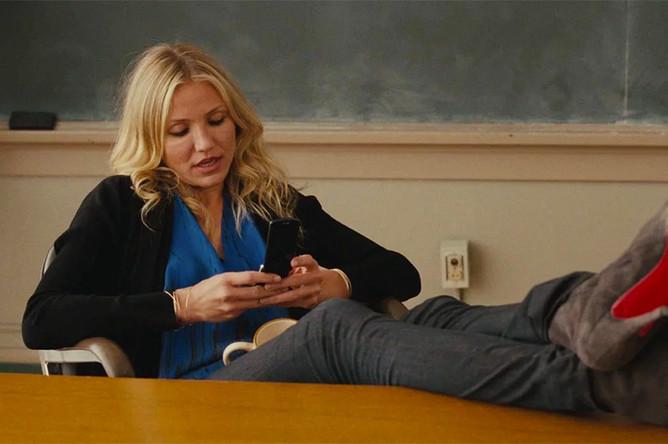 Кадр из фильма «Очень плохая училка» (2011)