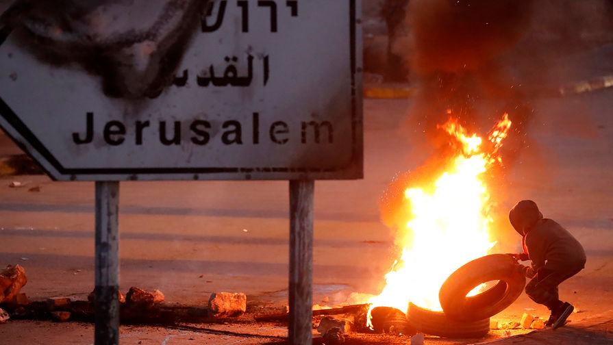 Иерусалим все поменял: США взорвали Ближний Восток