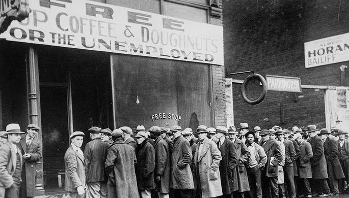 Разорение века: как «черный четверг» запустил Великую депрессию
