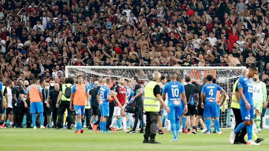 Экс-тренер Марселя раскритиковал президента Ниццы после скандального матча