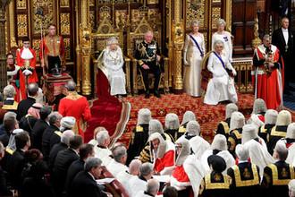 Королева Великобритании Елизавета II, 14 октября 2019 года