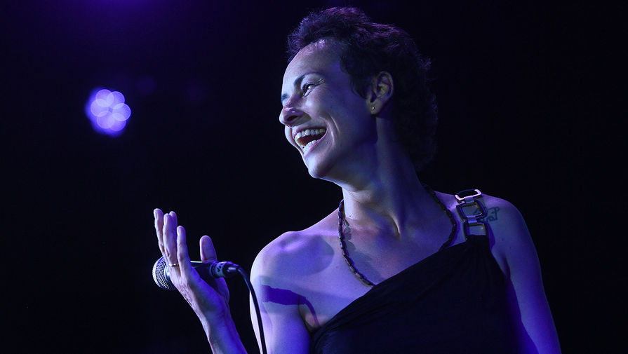 Певица Юлия Чичерина, 2019 год