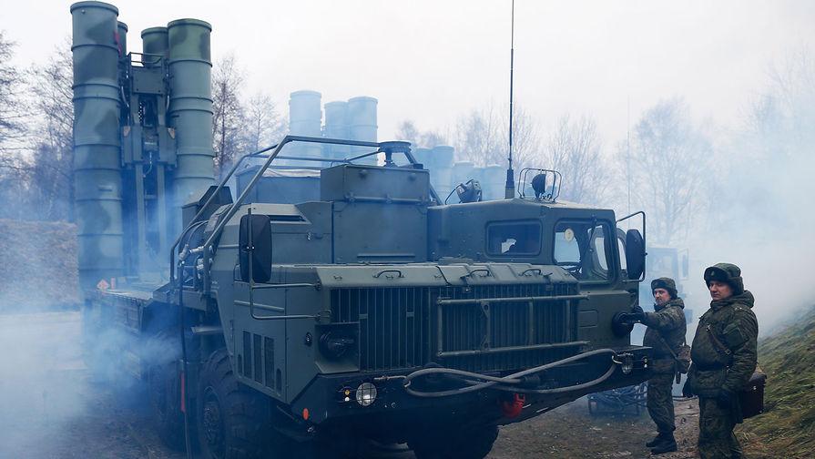 США наказали Турцию за С-400