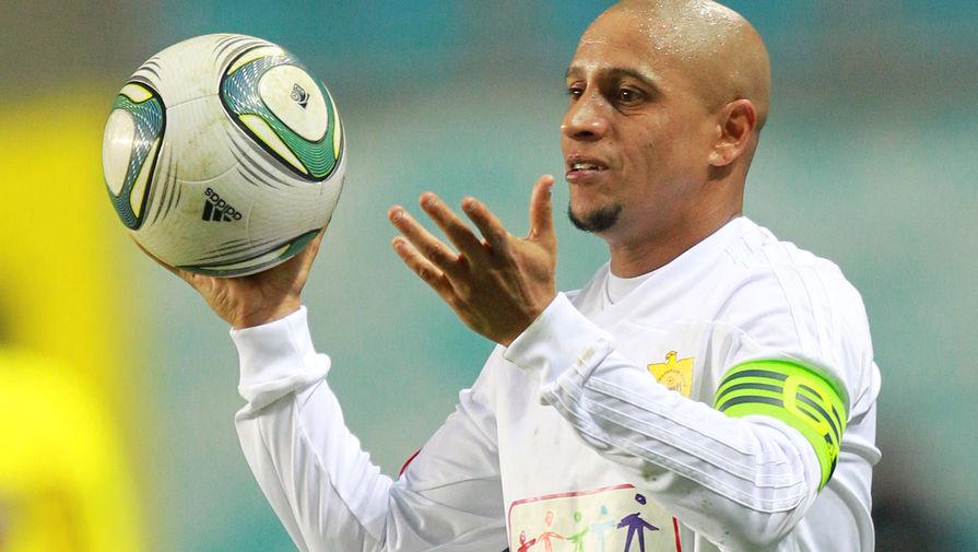 Бывшего футболиста сборной Бразилии и махачкалинского «Анжи» Роберто Карлоса обвиняют в допинге
