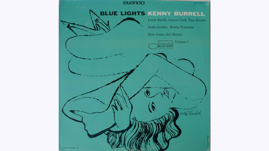 Кенни Баррелл — «Blue Lights» (1958)