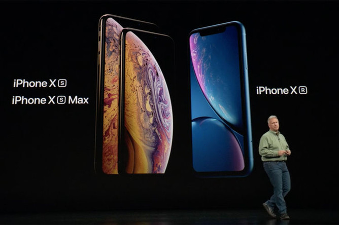 Новые iPhone Xs, iPhone Xs MAX и iPhone Xr