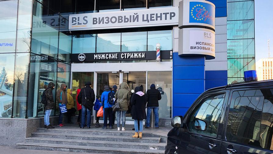 Визовый центр Испании в Москве снова начнет выдачу виз с 12 мая