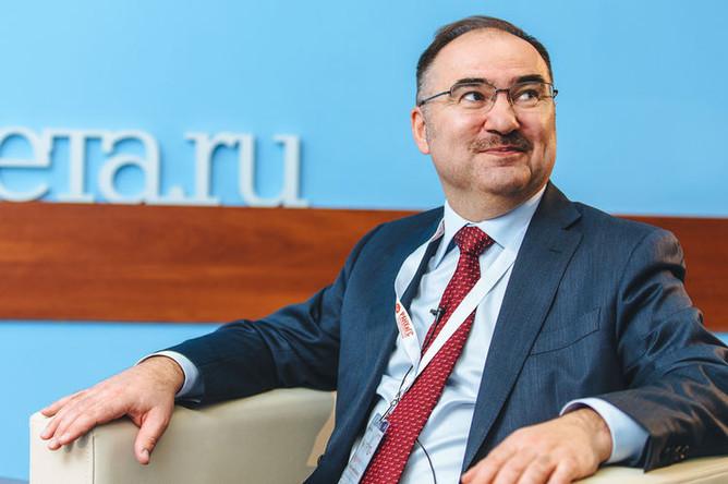 Председатель Правления ПФР Антон Дроздов