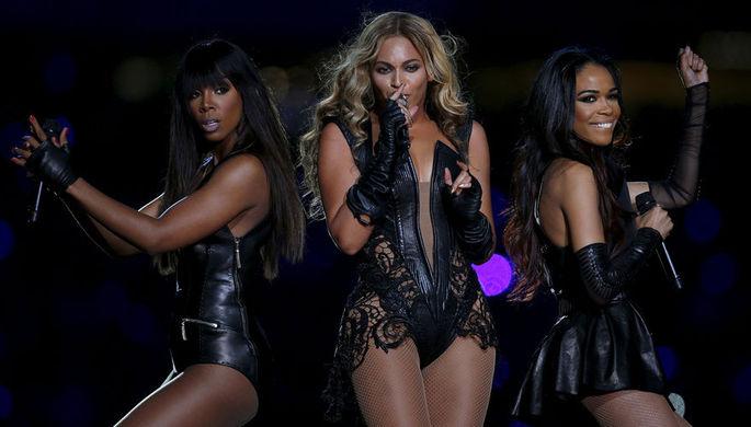 Выступление Destiny's Child а 2013 году