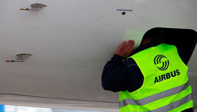 Очередной дефект: почему у правительства ФРГ ломаются самолеты