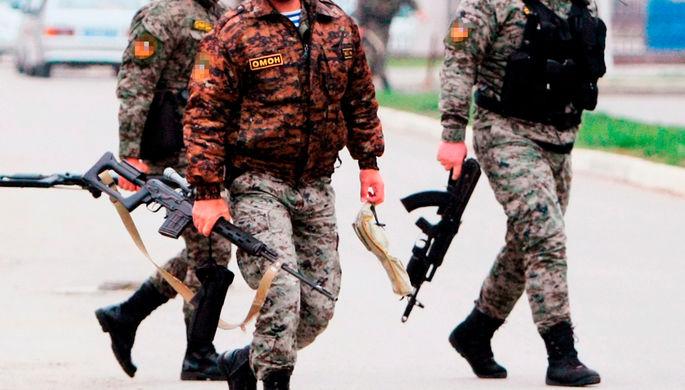 Двое погибших: пьяная стычка ОМОНа и СОБРа в Чечне закончилась стрельбой