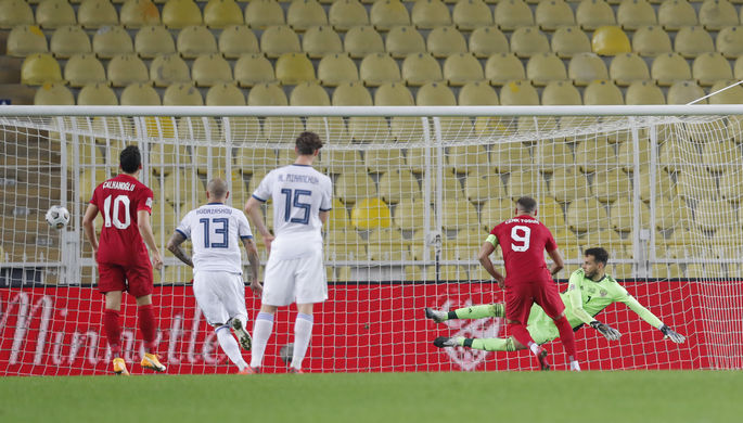 эпизод матча Турция- Россия