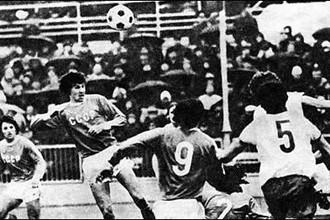 Суслопаров провел семь игр за сборную