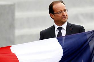Moody's недовольно политикой, проводимой президентом Франсуа Олландом