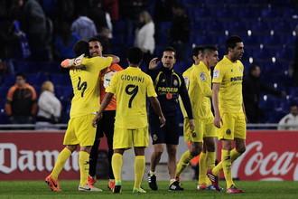 «Вильярреал» обыграл «Эспаньол» в чемпионате Испании