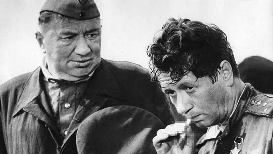 Кадр из фильма «В бой идут одни «старики» (1973)