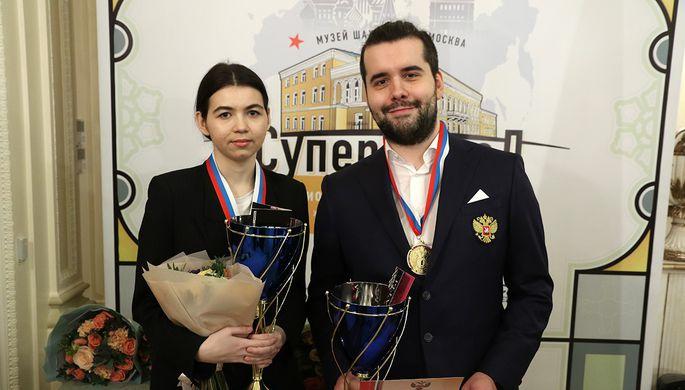 Победы Непомнящего и Горячкиной: итоги суперфинала ЧР