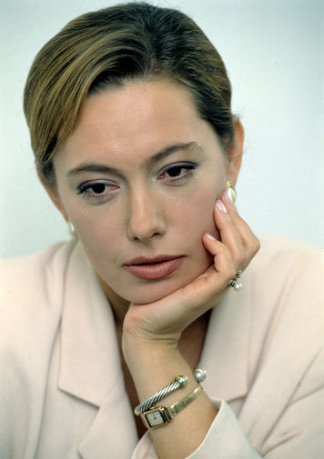 Арина Шарапова в 1998 году
