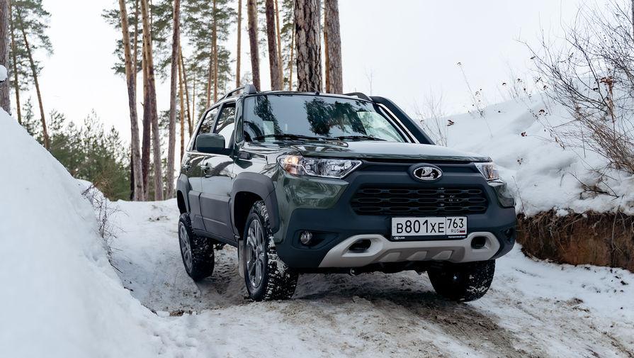 АвтоВАЗ готовит новую версию Lada Niva