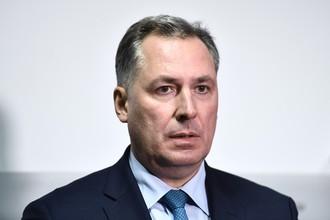 Первый вице-президент Олимпийского комитета России (ОКР) Станислав Поздняков