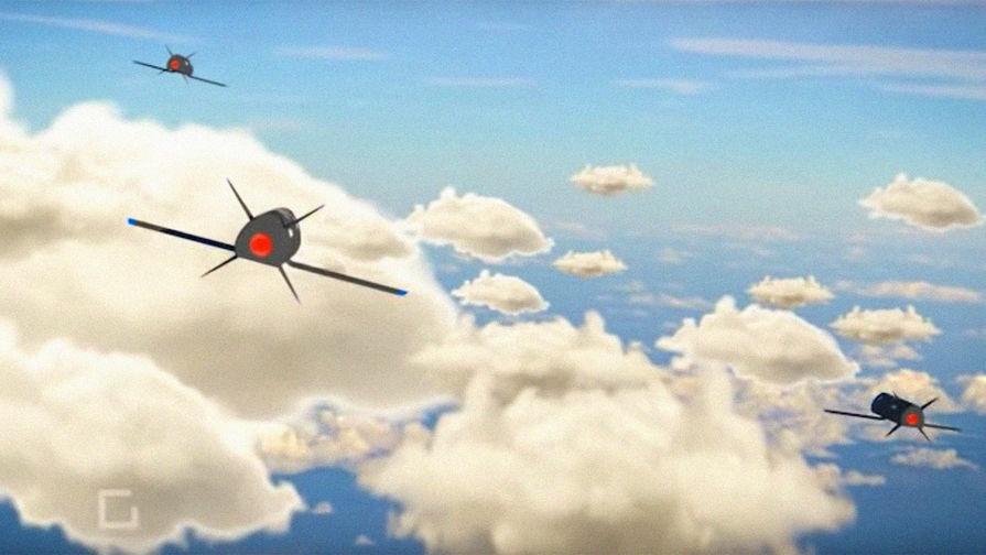 США готовы запустить «рои» многоразовых дронов