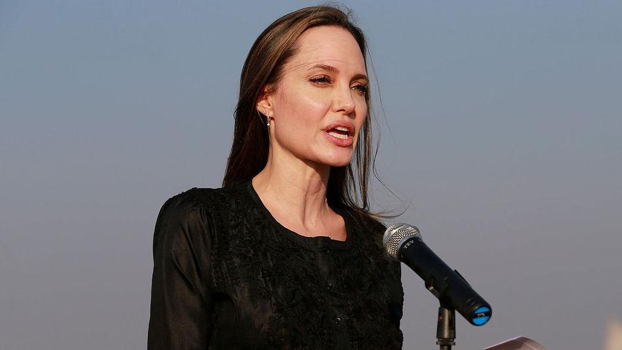 Анджелина Джоли, 2019 год