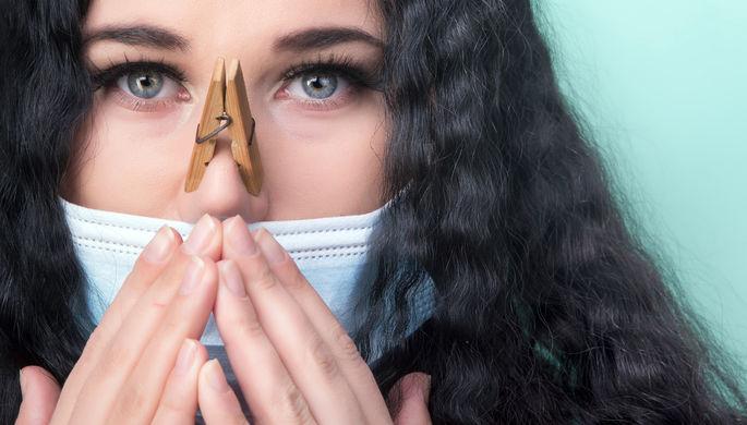 Без запаха и вкуса: назван новый симптом коронавируса