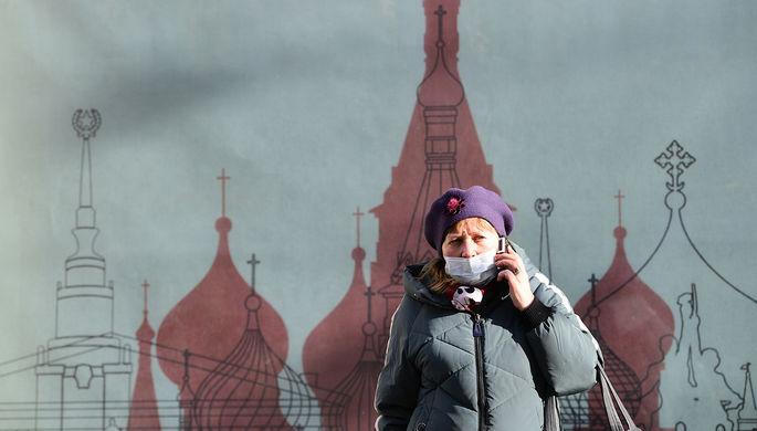 Темпы снизились: Россия вышла на плато по COVID-19
