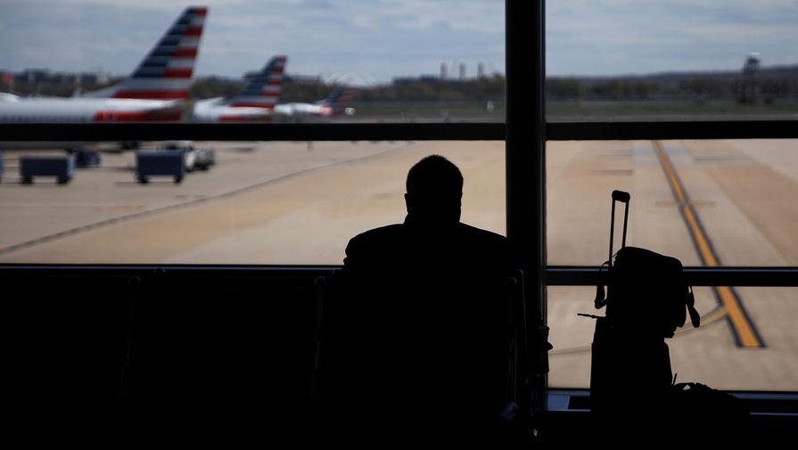 Желающих уехать из США граждан РФ не набралось на один рейс