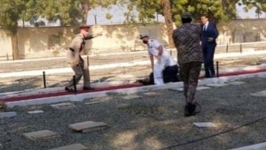 Взрыв на кладбище в саудовской Джидде