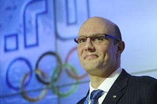 "Президент Оргкомитета  ""Сочи 2014 "" пронесет Олимпийский огонь в Лондоне."