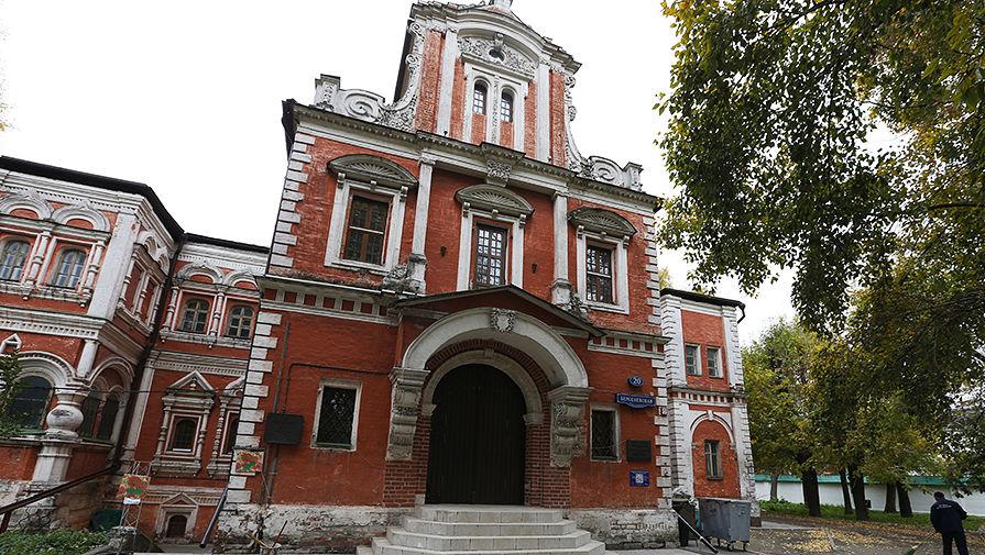 Палаты Аверкия Кириллова на Берсеневской набережной, 2014 год