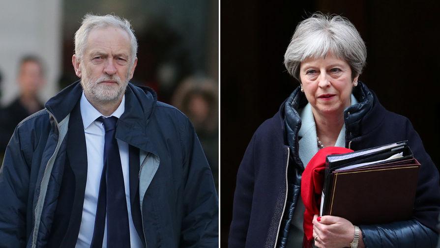 «Тревожный сигнал»: Guardian о массовом выходе британских депутатов из партии
