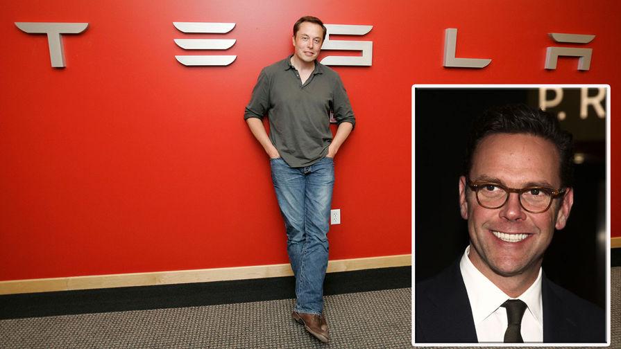 FT: Джеймс Мердок займет место Илона Маска в Tesla