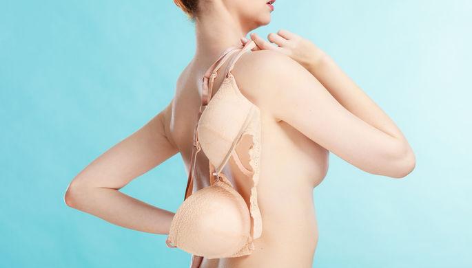 Вздохнуть полной грудью: женщины отказываются от бюстгальтеров