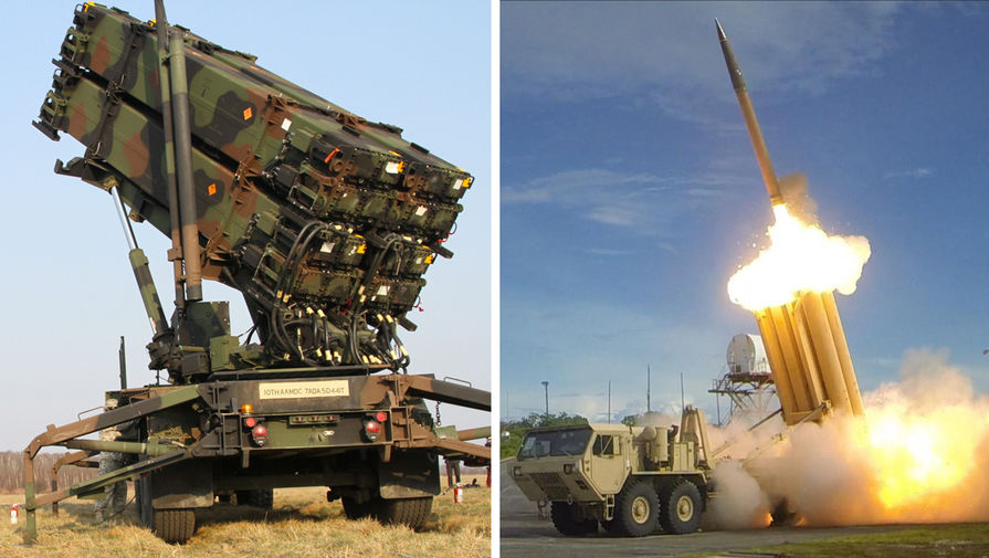 В США прошли первые успешные испытания по интеграции ЗРС Patriot и THAAD