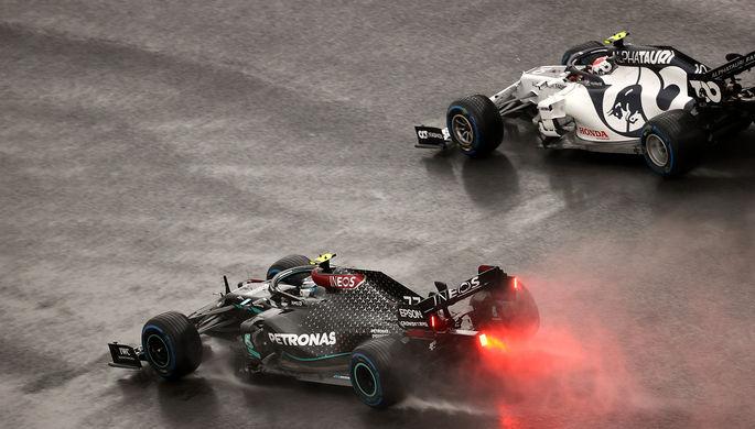 «Формула-1», «Мерседес», «Альфа Таури»