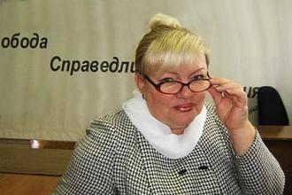 Главу «Союза солдатских матерей» Лидию Свиридову подозревают в экстремизме