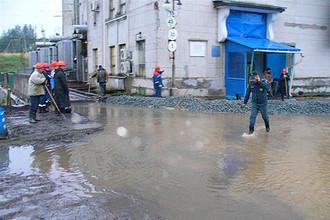 В Карелии из-за прорыва дамбы подтоплена ГЭС